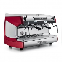 Кофемашина-полуавтомат Nuova Simonelli Aurelia II 2Gr S 220V red LED (high groups)