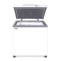 Ларь морозильный с белой крышкой МЛК 250